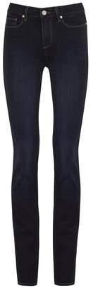 Paige Hoxton Transcend Indigo Slim-leg Jeans