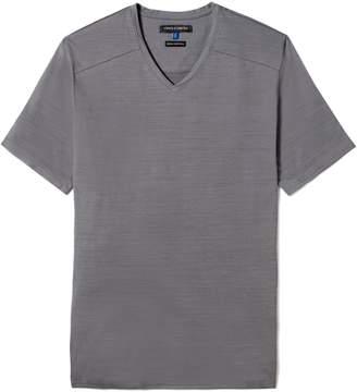 Vince Camuto Mens V-neck T-shirt