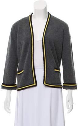 Chanel Lightweight Cashmere Cardigan