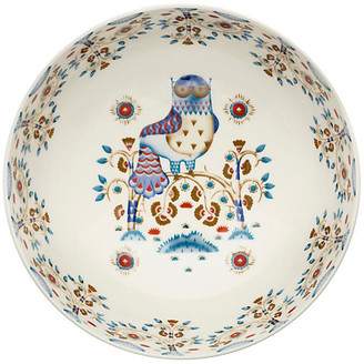 Iittala Taika Serving Bowl - White