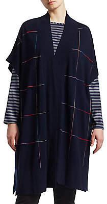 Marina Rinaldi Marina Rinaldi, Plus Size Women's Magnesio Short-Sleeve Wool Cardigan