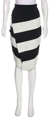 A.L.C. Bodycon Midi Skirt