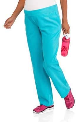 Athletic Works Maternity Microfleece Pants