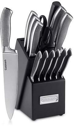 Cuisinart High-Carbon Stainless Steel 15 Piece Knife Set