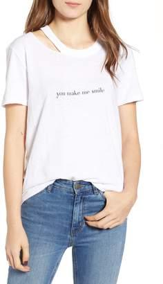 n:PHILANTHROPY Zander - You Make Me Smile Tee