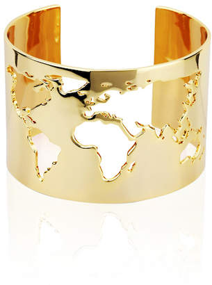 Cristina Ramella World Inspired Jewelry World Cuff