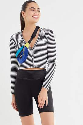 Urban Outfitters Cole Button-Down Cropped Cardigan