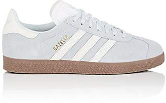 uk availability 5fce6 93aed adidas Women s Gazelle Suede Sneakers - Blue