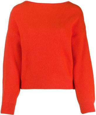 Bellerose ribbed knit sweater