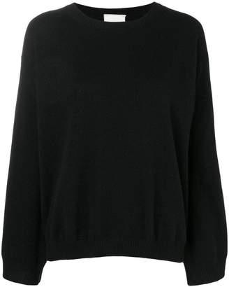 Fine Edge classic cashmere sweater