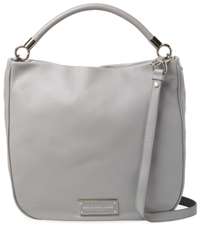 Too Hot To Handle Leather Hobo $438 thestylecure.com