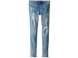 Blank NYC Kids Denim Distressed Skinny Jeans in Good Vibes (Big Kids)