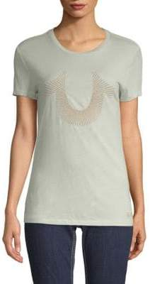 True Religion Slim Short-Sleeve Tee