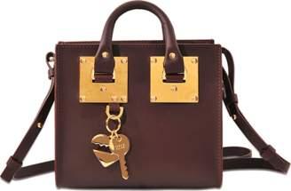 Sophie Hulme Box Albion Tote $565 thestylecure.com