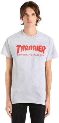 Skate Mag Printed T-Shirt