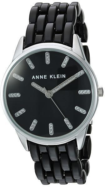 Anne KleinAnne Klein - AK-2617BKSV Watches
