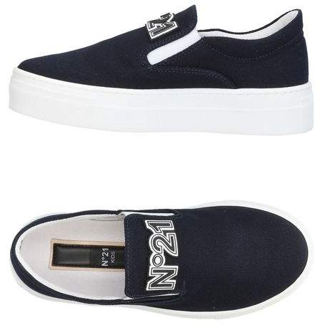N° 21 Low-tops & sneakers