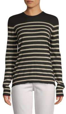 Zadig & Voltaire Miss Striped Cashmere Sweater