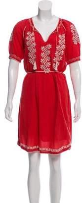 Ulla Johnson Printed Mini Dress