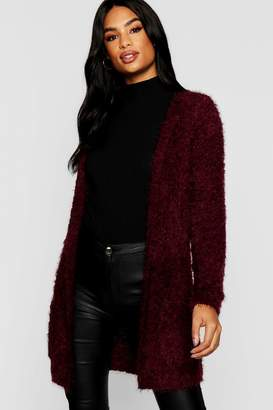 boohoo Tall Soft Touch Knit Cardigan