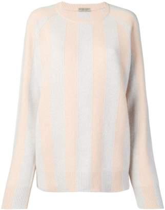 Bottega Veneta cashmere striped jumper