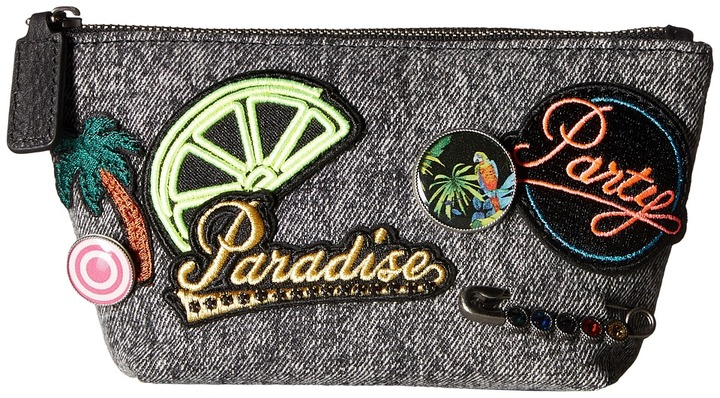 Marc JacobsMarc Jacobs - Paradise Cosmetics Small Trapezoid Cosmetic Case