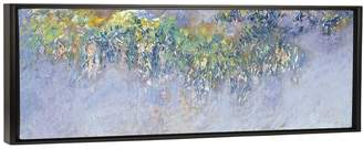 iCanvas Wisteria, 1919-20 (Framed Canvas)