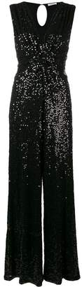 P.A.R.O.S.H. sequin embellished jumpsuit