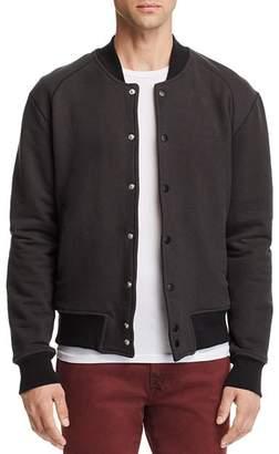 Joe's Jeans Terry Letterman Jacket
