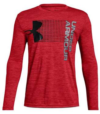 Under Armour Boys' Crossfade Tee - Big Kid