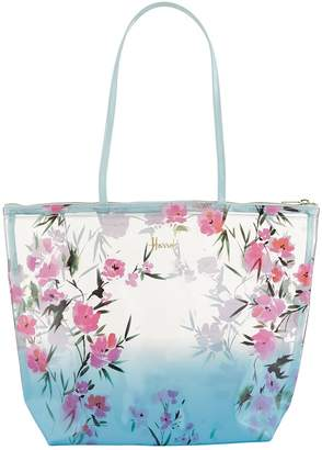c3e49916d1 Harrods Blossom Transparent Shoulder Bag
