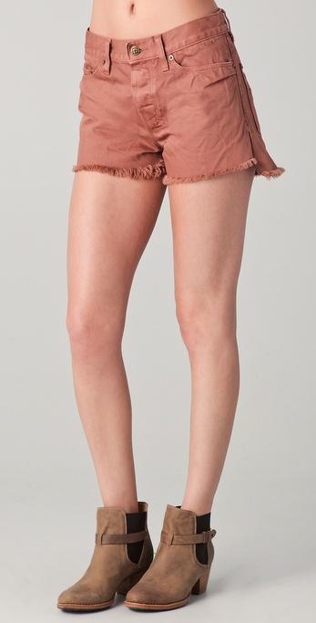 Ksubi Jing Shorts