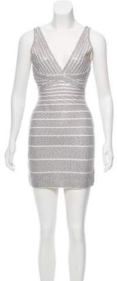 Herve Leger Kaitlyn Bandage Dress