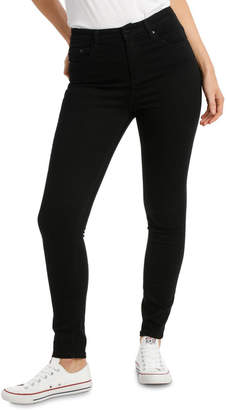 Grab High Skinny Jean - Madison