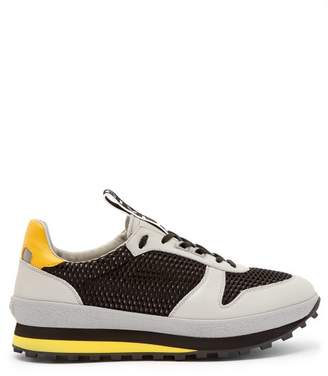 Givenchy Tr3 Runner Low Top Trainers - Mens - Yellow Multi