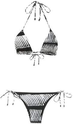 OSKLEN printed bikini set