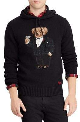 Polo Ralph Lauren Graphic Long-Sleeve Hoodie