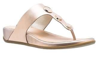 Good Choice New York Cheryl Jeweled Flat Sandal