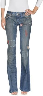 Exte Denim pants - Item 42663965