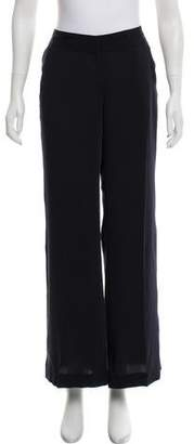 Allegri Mid-Rise Wide-Leg Pants