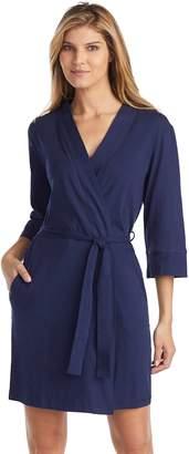Jockey Women's Modern Wrap Robe