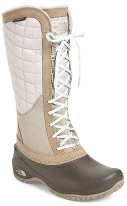 Women's The North Face Thermoball(TM) Waterproof Utility Boot $139.95 thestylecure.com