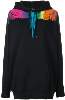 Marcelo Burlon County of Milan Rainbow hoodie