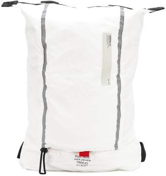 adidas top zipped backpack