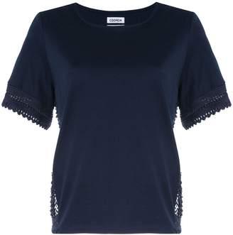 Coohem sailor tweed T-shirt