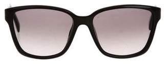 Fendi Zucca Oversize Sunglasses