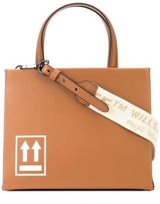Off-White Mini Box shoulder bag