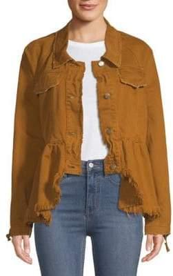 Free People Willow Denim Jacket