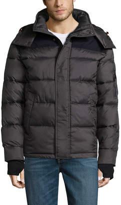 Izod S Rothschild Midweight Puffer Jacket