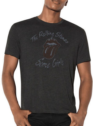John Varvatos Star U.S.A. Rolling Stones Some Girls Graphic Tee $78 thestylecure.com
